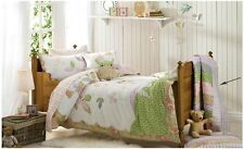 Lulu Ooh Ooh Coverlet Set by Cotton House Kids   Embroidered  Design   Single