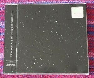 Utada Hikaru ( 宇多田光 ) ~ Single Collection Vol.2 ( Malaysia Press ) Cd