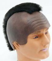 Mr T Wig Headpiece Mohican Mohawk A Team Pimp 80s Fancy Dress Costume