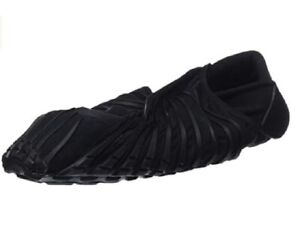 Vibram Women's Furoshiki Sneaker, Black, Men's 7-7.5, US 8.5-9 Medium