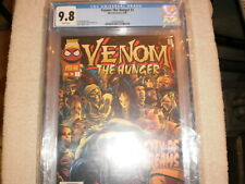 VENOM THE HUNGER 1 CGC 9.8 SPIDER-VERSE VERY STRONG MARVEL SONY NEW DEAL