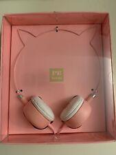 Cat Ear Headphones, Pink, Pottery Barn Teen, Kids Earphones