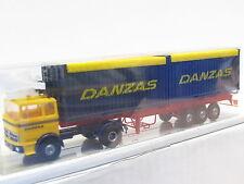 Brekina 8112 MB Containersattelzug Danzas OVP (L7167)