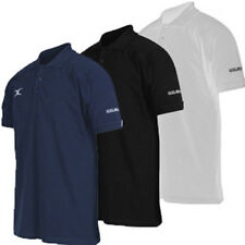 Gilbert Rugby action Polo Shirt black xx small  mens new tags