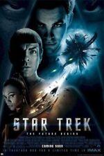 STAR TREK 2009 ~ XI NERO EYES 24x36 Chris Pine Zachary Quinto NEW/ROLLED!