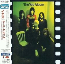 YES – The Yes Album - 1971 - CD – REMASTERED – BONUS tracks – SEALED