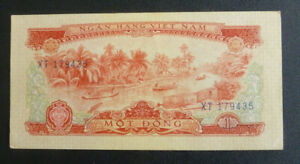 Vietnam (South) Banknote - 1975 (1966-1975) 1 Dong gEF (P40)