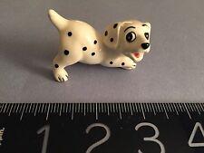 VINTAGE Dalmatian Porcelain Dog figure Antique Ceramic made in JAPAN,disney MINT
