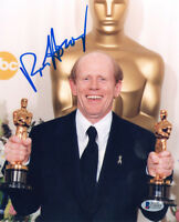 RON HOWARD SIGNED AUTOGRAPHED 8x10 PHOTO ACADEMY AWARD WINNER RARE BECKETT BAS