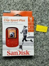 NEW SanDisk MP3 Player - 16GB (4000 Songs) - BLUETOOTH - (SHIPS FREE FROM USA)