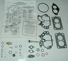 1982-87 CARBURETOR KIT CHEVY, GMC, ISUZU, LUV TRUCKS 1.9L ENG - HITACHI 2 BARREL