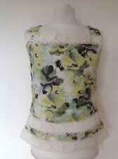 MINT VELVET LADIES TOP SIZE 12