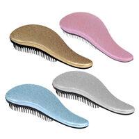 1x Magic Handle Tangle Detangling Comb Hair Shower Brush Styling Salon Tamer Hot