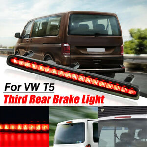 LED 3rd Rear High Stop Brake Tail Light For VW Transporter T5 Multivan 2003-2015