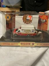 New listing Code 3 Collectibles Philadelphia E-350 Medic 29 Ambulance New Mint In Box 1:64