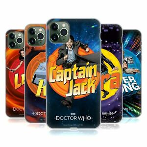 OFFICIAL DOCTOR WHO CLASSIC COMPANIONS GEL CASE FOR APPLE iPHONE PHONES