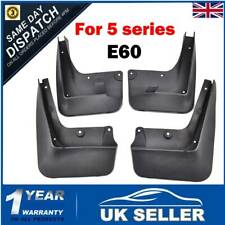 UK Mud Flaps Splash Guards Mudguards For BMW 5 Series E60 Saloon 2004-2010 4x