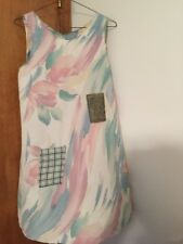 Orphan Annie dress/Costume for  Plays. Sz 12. w/pkts & patches/Fl