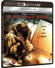 Black Hawk Down 4K UHD + Blu Ray