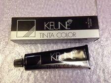 Keune TINTA Color Silk Protein Permanent Color 2.1oz  Medium Beige Blonde # 7.32