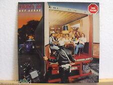 ★★ LP - TRUCK STOP - Auf Achse - Klapp-Cover - Nature 1978