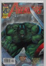 Avengers #4 (Feb 1997, Marvel) Liefeld/ Loeb VG