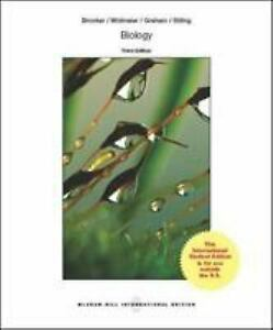 Biology Paperback Robert J. Brooker