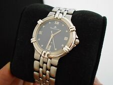 Mint Rare Maurice Lacroix Diamond Quartz Ladies Watch w/Box CA95342