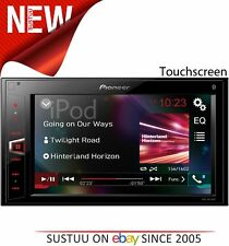 "Pioneer MVH-AV290BT │ 6.2"" Auto Stereo │ 2Din │ USB │ MP3 │ Bluetooth │ iPod-iPhone-Android"