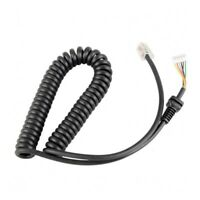 Replacement Microphones Mic Cable Cord Wire for Yaesu MH-48A6J FT-7800 FT-8 G2P1
