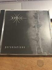 DOMINUS - PERSECUTIONS - CD -  DEATH METAL