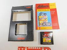 AS249-1# Schuco Piccolo 01663 Collector's catalogue 2000: DKW Quick aster+Book