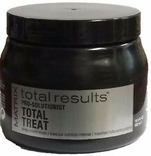 MATRIX TOTAL RESULTS PRO SOLUTIONIST TOTAL TREAT DEEP CREAM MASK 500 ML