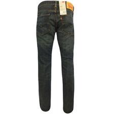 Levi's Bootcut Jeans Men's Long Distressed