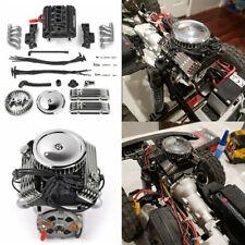 RC F82 V8 Simulate Engine Motor Cooling Fan for 1/10 Traxxas TRX4 SCX10 II GEN8