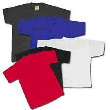 50 x Kinder T-Shirt viele Farben neutral 86-164 Restposten Stk. nur 0,95 € netto