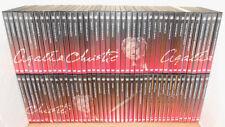 RARE: l'intégrale des 82 DVDs AGATHA CHRISTIE (Hercule Poirot, Miss Marple, etc)