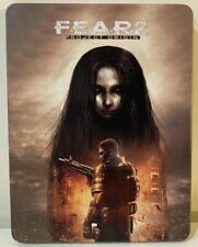 Fear 2 Project Origin Steelbook Case PS/XBOX (NO GAME)