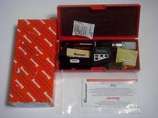 Starrett 733XFLZ-2 LCD Outside Micrometer, Friction Thimble, Lock Nut, Carbide