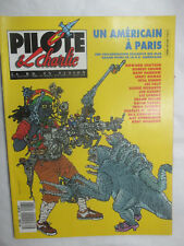 GEOFF DARROW EXCLUSIVE FRENCH COMICS MAGASINE 1988 CRUMB EISNER KUBERT MILLER