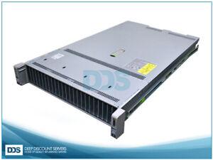 Cisco UCS C240-M4SX UCS-C240-M4SX 26 SFF (2)Heat Sinks 0GB  UCSC-M12G-2GB RAID (