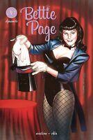 Bettie Page #1 cover C Dynamite Comic 1st print 2018 unread NM