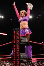 Velvet Sky TNA Knockouts Posing Photo #2 WWE Divas
