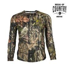 Scent Blocker 8th Layer Long Sleeve Shirt Mossy Oak Country - (2Xl)