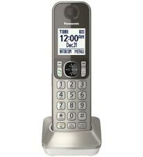 New Panasonic KX-TGFA30N Extra Accessory Handset for KX-TGF3xx in Champagne