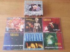 Nirvana - Singles (6 CD Singles Box Set 1995)