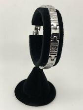 Woman's Stainless Steel Bracelet With Magnets - #1