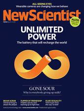 Scientist Magazine 4th July 2015 - Buy Any 6 for
