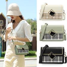 Handbags Women Small Box Shape Purse Shoulder Crossbody Bag Lady Casual Satchel