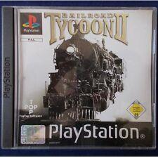 Ps1-PLAYSTATION ► Railroad TYCOON II | 2 ◄ Top | | COMPLETO PRIMA EDIZIONE
